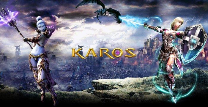 Ролевая игра Karos Online
