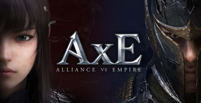 Мобильная экшен MMORPG AxE: Alliance vs Empire