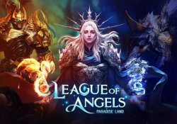 Подробно об игре League of Angels - Paradise Land