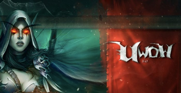 Сервер World of Warcraft — UWOW