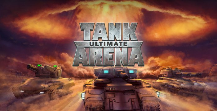 Браузерный онлайн шутер Ultimate Tank Arena