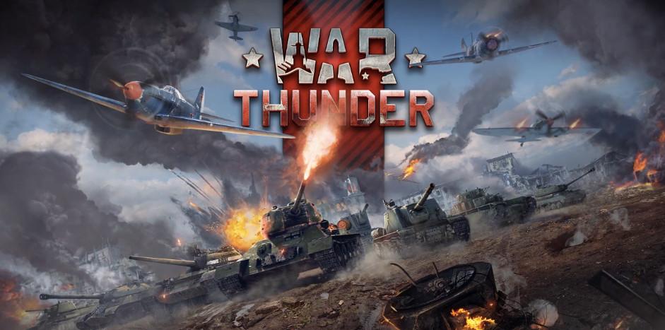 игра онлайн бесплатно war thunder