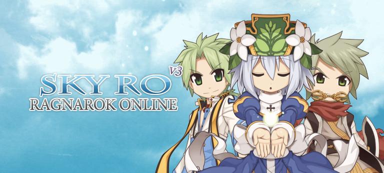 бесплатный сервер игры ragnarok: